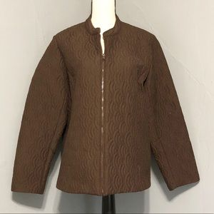 Laura Ashley Brown Women's Jacket